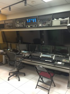 Inside the revamped QTV control room