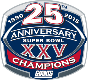 Giants anniversary-logo